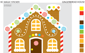 gingerbread house clipart. Fine Clipart Throughout Gingerbread House Clipart G