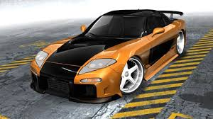 mazda rx7 fast and furious 6. need for speed prostreet how to make hanu0027s rx7 fast u0026 furious tokyo drift speedmaking youtube mazda rx7 and 6 s