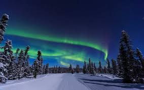 When To Go To Alaska To See The Northern Lights See The Northern Lights With Alaska Railroad Travel