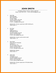 Professional References List Template Gallery of Resume References Template 69