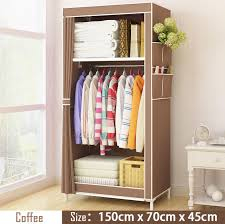 fashion quality multifunctional simple wardrobe storage lockers