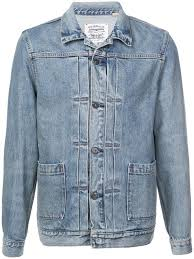 Levis Made And Crafted Size Chart Blue Levis Made Crafted Type Ii Trucker Jacket