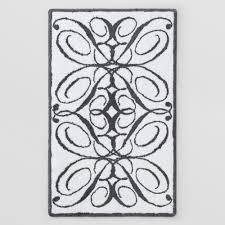 23 x 39 bathroom rugs luxury abyss caractere bath rug 23 x 39 s bath