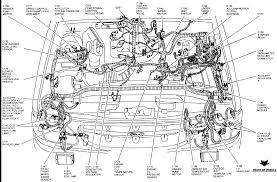 ford 4 0 sohc engine diagram ford wiring diagrams online
