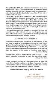 essay on martin luther king com martin luther king jr a profile  com martin luther king jr a profile american century com martin luther king jr a profile
