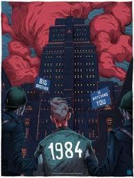 orwell 1984 kogaionon 1984 by olivier bonhomme behance deviantart