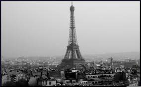 Tower Eiffel Black And White Ultra HD ...