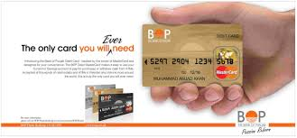 exchange bank credit card