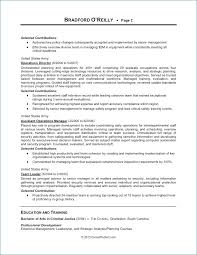 Military To Civilian Resume Examples Impressive Military To Civilian Resume New Military To Civilian Resume Military