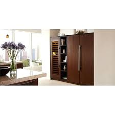 cu ft column refrigeration panel ready refrigerator sub zero kitchenaid handles custom panel refrigerators built