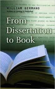 From Dissertation to Book  Chicago Guides to Writing  Editing and Publishing   Amazon co uk  William Germano                 Books Amazon UK
