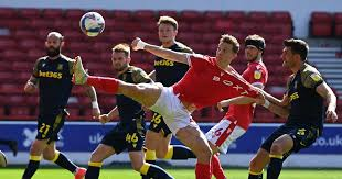 1865 the club is established. Nottingham Forest 1 Stoke City 1 Live Reaction As Matondo Goal Cancelled Out By Grabban Stoke On Trent Live