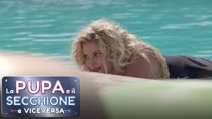 La Pupa e il Secchione e Viceversa - La prova di salvataggio in acqua di  Francesca Cipriani