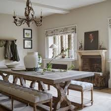 dining table decor. Example Of A Mid-sized Classic Beige Floor Enclosed Dining Room Design With Walls Table Decor T