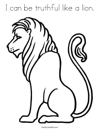 Small Picture Cat Lion and Tiger Coloring Pages Twisty Noodle