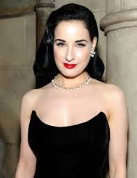makeup tutorial by anastasiya shpagina dita von teese shares top