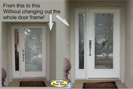Change Inside Door Without Changing Frame