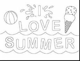 Small Picture Popular Printable Summer Coloring Pages 99 2058