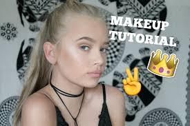 makeup tutorial emma ellingsen