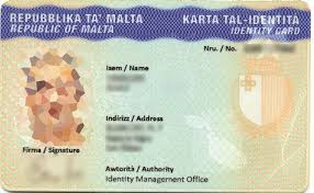 Identity Malta faced with