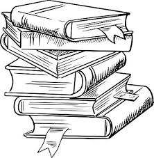 stack of books with bookmarks vector id488540178 412 420 pixels books worth reading bookmarks books and journal
