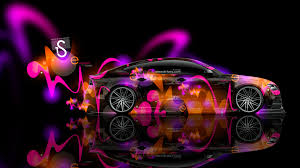 audi s7 super abstract car