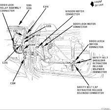 olds cutlass ciera where exactly is the power door locks relay graphic