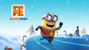 Minion Rush - Jolly Christmas Trailer - YouTube