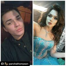 male to female transformation boy to makeover transition make up drag queen cross you