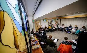 Interior Design Schools In Utah Gorgeous At University Of Utah Hospital A Small Group Of Volunteers Pledges
