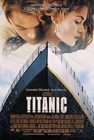 Romantic Movie Poster Titanic 1997 Film Wikipedia