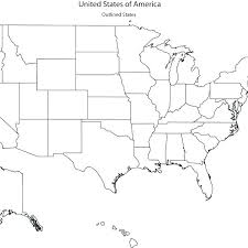 us map unlabeled coloring book map of the united states with us map coloring 600
