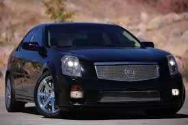 Underrated Ride Of The Week: 2004-2007 Cadillac CTS-V - The ...