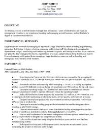 Objectives For Retail Resumes Resume Objective Examples Of Resumes