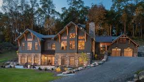 timber frame home design