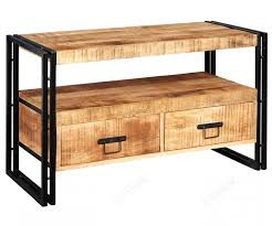 industrial tv stand. Indian Hub Cosmo Industrial TV Stand Tv E