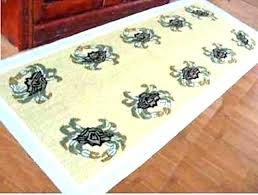 round nautical rug nautical rugs round ocean themed compass rug for kitchen with additional modern beach