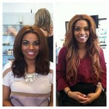 Dream Catchers Hair Extensions Before And After Instant Beauty Hair Extensions Clip In 1000g Deluxe 100 PC Full Set 23
