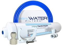 Under Sink Water Filter Install Kit Complete Filtration System For