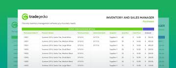 Basic Inventory Spreadsheet Excel Inventory Management Techniques 7 Basic Tips Free