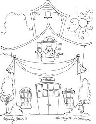 School Coloring Page First Day Of School Coloring Pages Free