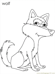 Small Picture download the boy who cried wolf coloring pages ziho wolf coloring