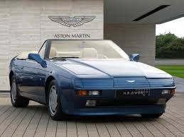 aston martin v8 zagato. aston martin v8 zagato volante front view 8