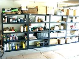 garage wall storage ideas shelf designs plans garage wall storage ideas garage shelf ideas shelves ideas