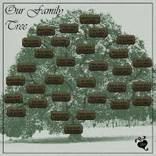 family tree layout family tree tips for creating a great scrapbook page