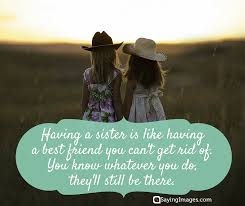 Inspirational Quotes For Sisters Gorgeous 48 Sweet And Loving Siblings Quotes SayingImages