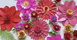 Paper Flower Designs Pick Of The Best Paper Flower Designers