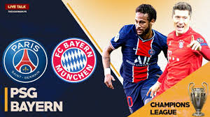 🔴🎙️Match Live/Direct : PSG - BAYERN ( Paris - Munich ) | FINALE / FINAL 8  - CHAMPIONS LEAGUE - YouTube