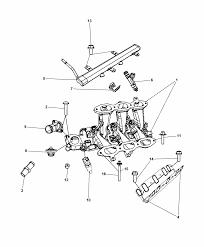 2008 jeep wrangler intake manifold thumbnail 2