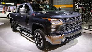 2020 Chevy 3500 Towing Capacity Chart 2020 Chevrolet Silverado Hd Has New V8 Can Tow 35 500 Pounds
